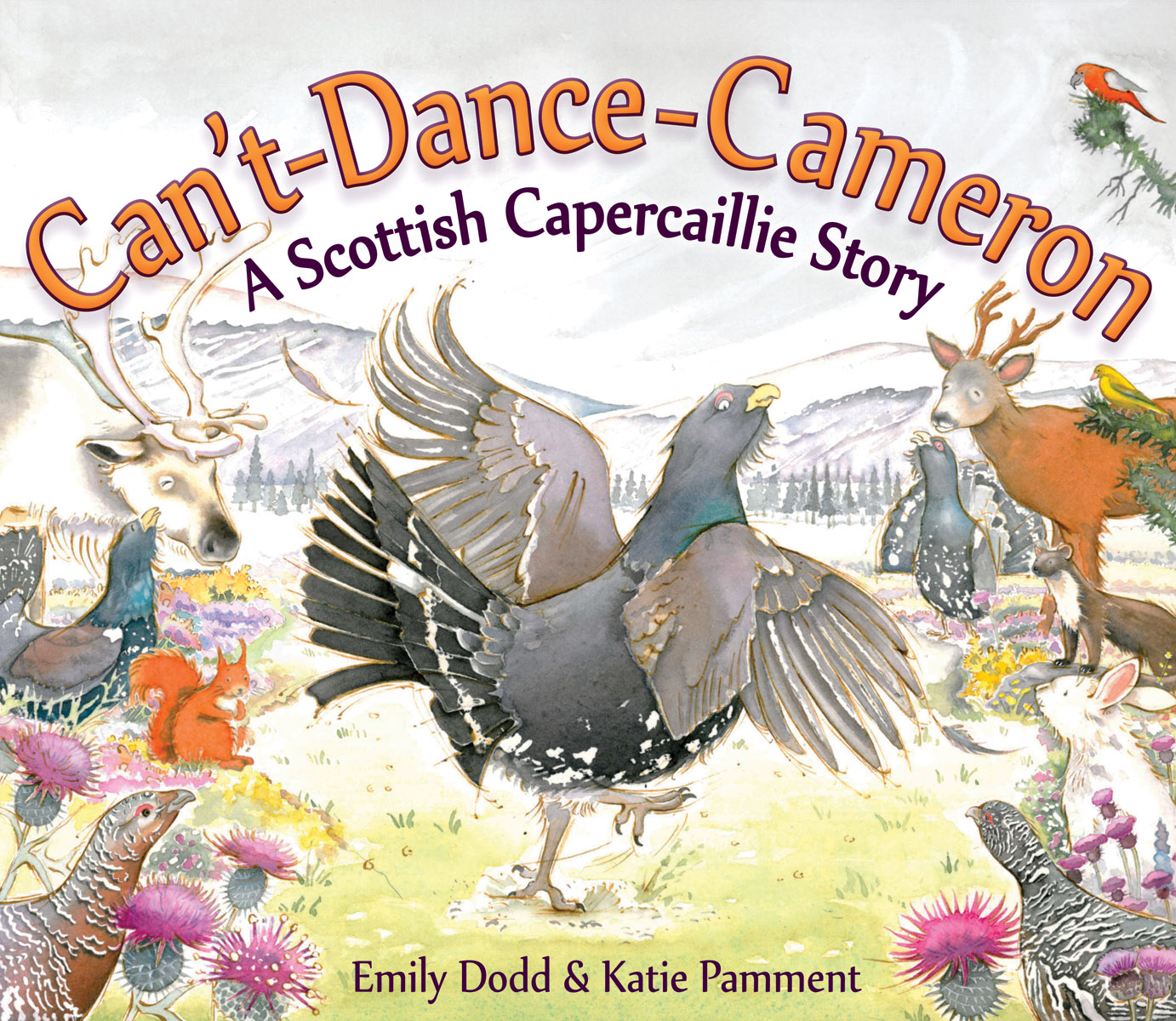 cantdancecamcover