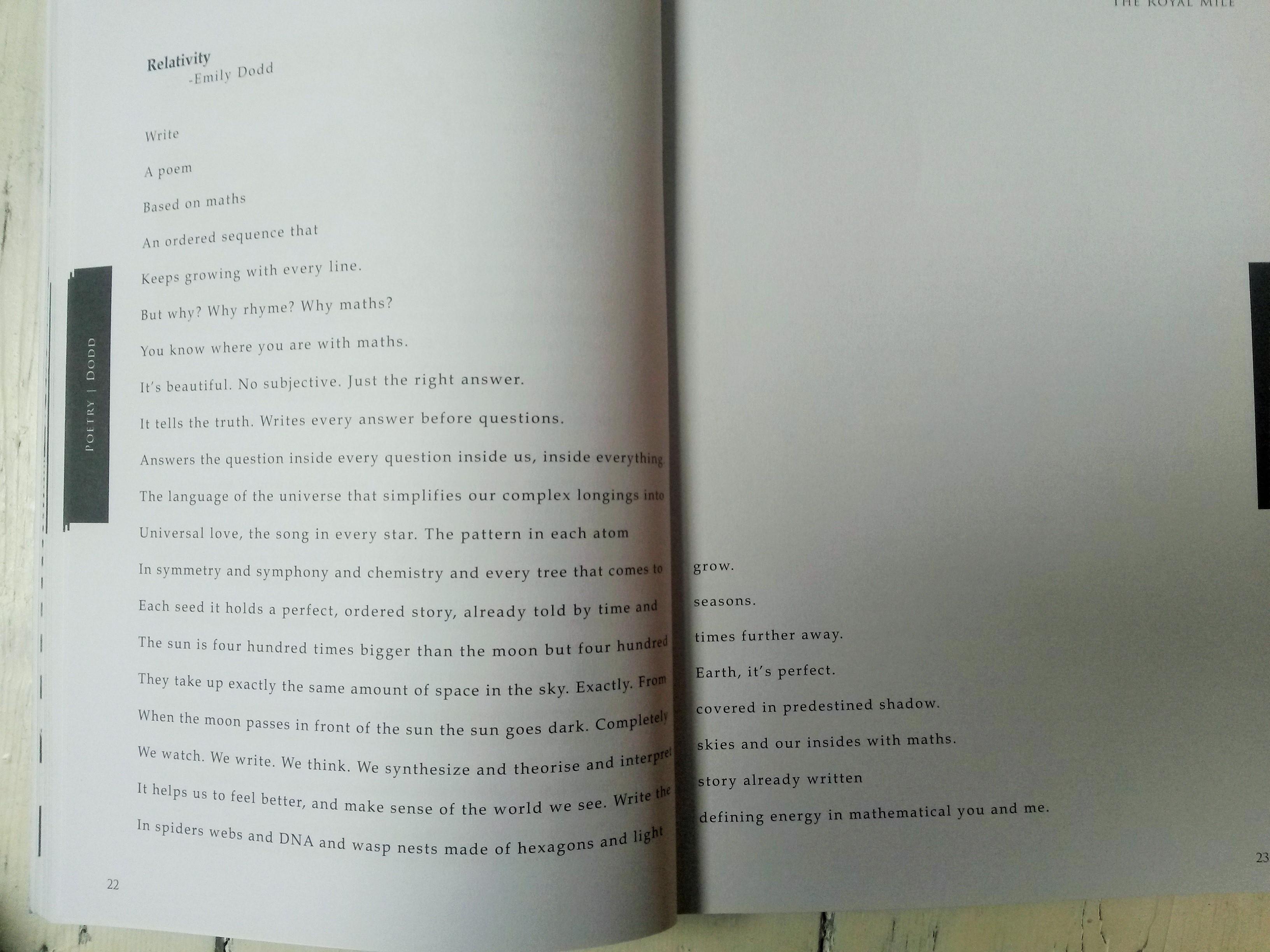 poem | auntyemily