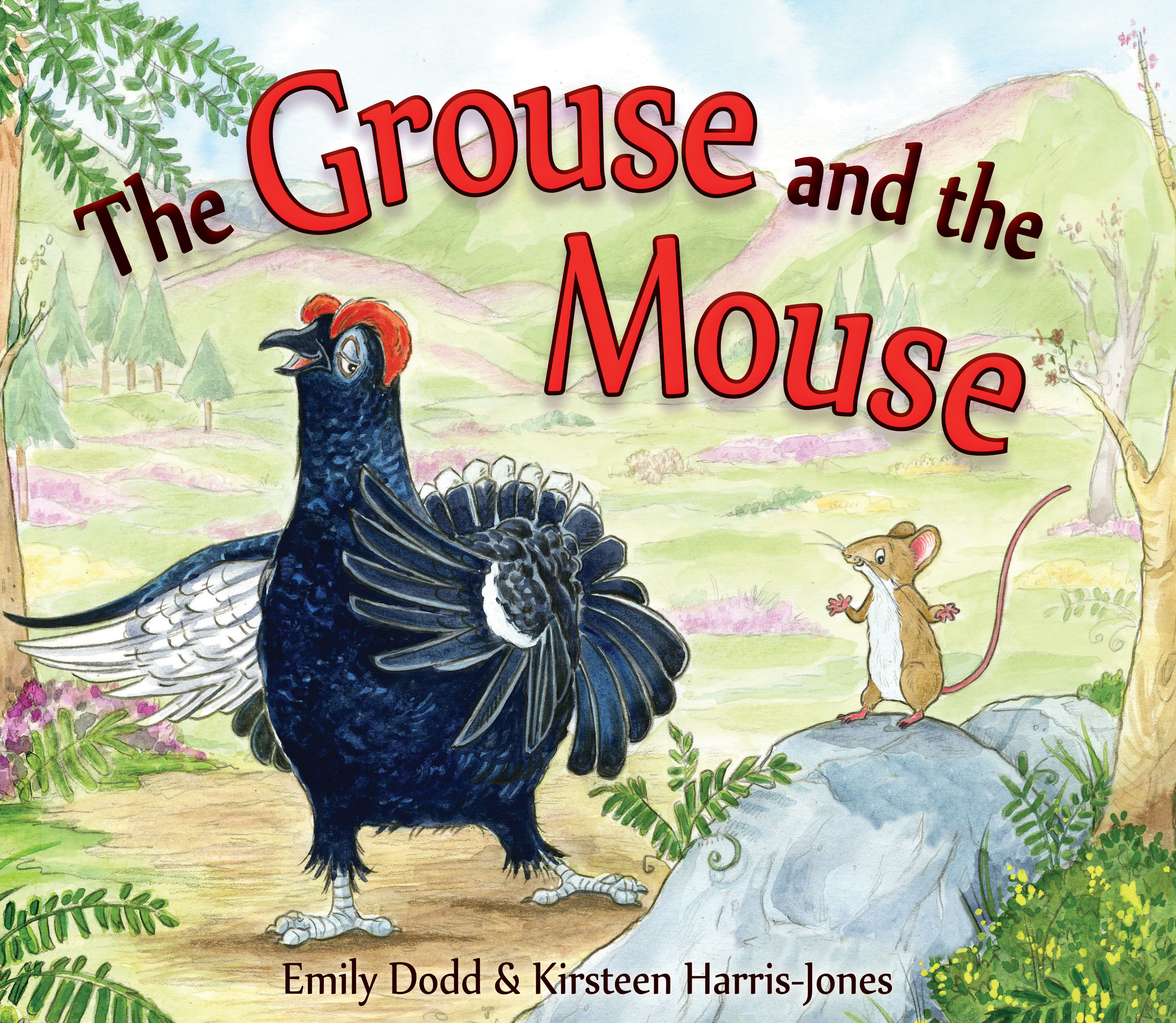 Grouse-and-the-Mouse